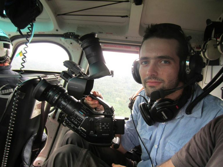 My first Chopper Flight